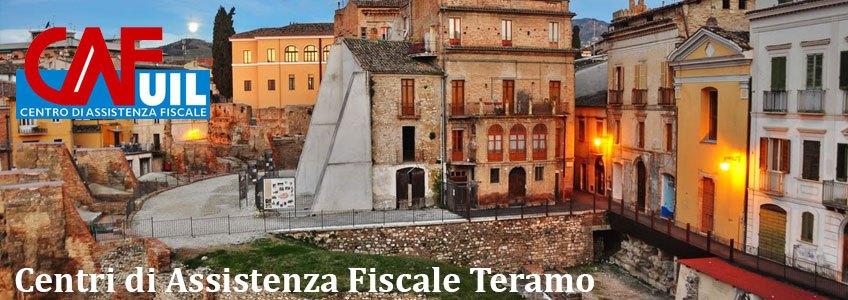 Centri di Assistenza Fiscale in Provincia di Teramo