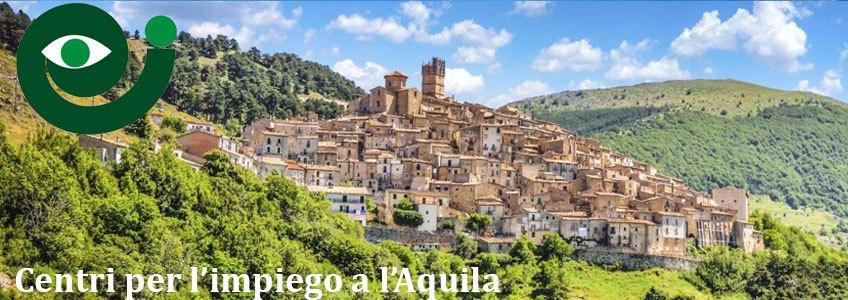 Centri per l'impiego in provincia di l'Aquila