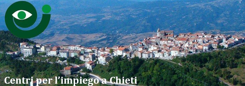 Centri per l'impiego in provincia di Chieti