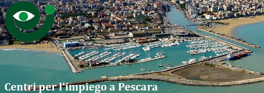 Centri per l'impiego in provincia di Pescara