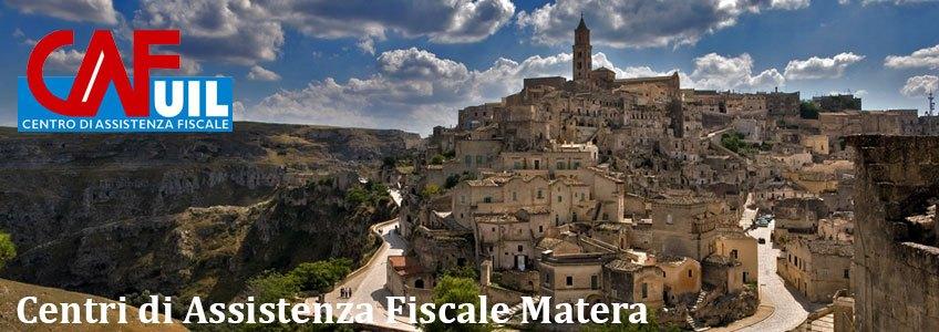 Centri di assistenza fiscale in Provincia di Matera