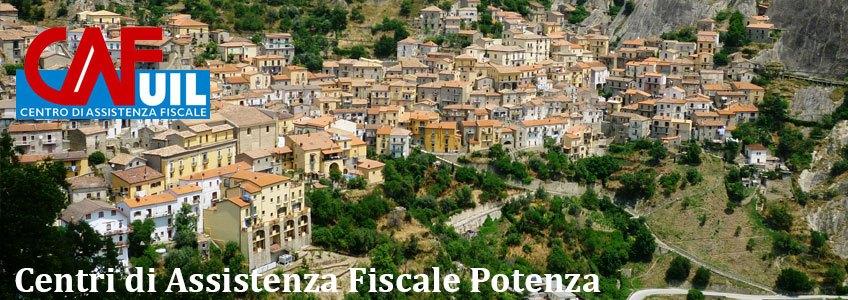 Centri di assistenza fiscale in Provincia di Potenza