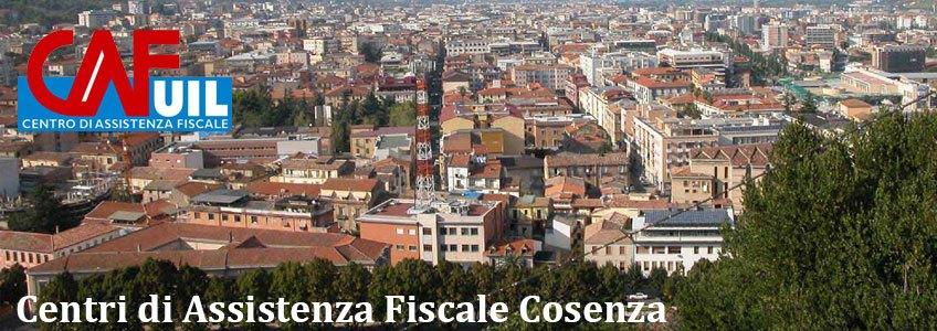 Centri di assistenza fiscale in Provincia di Cosenza