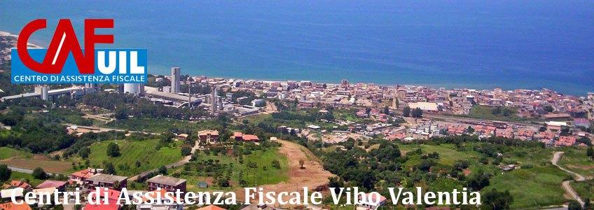 Centri di assistenza fiscale in Provincia di Vibo Valentia