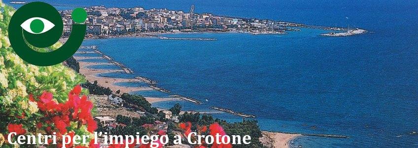 Centri per l'impiego in provincia di Crotone