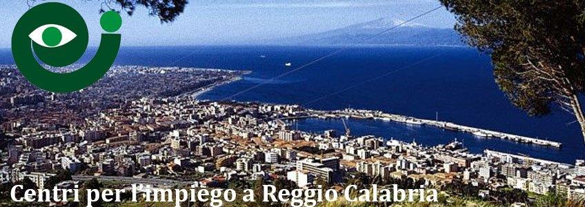 Centri per l impiego in provincia di Reggio Calabria